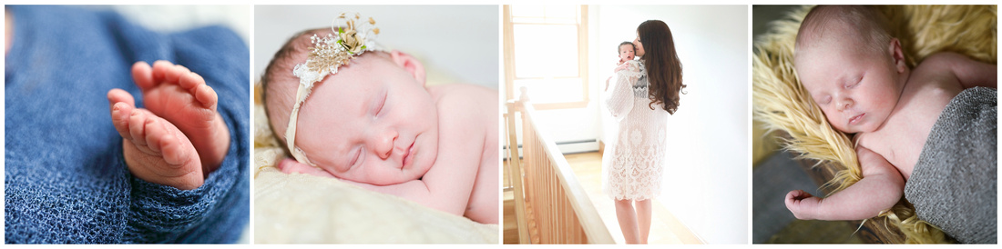 Newborn & Lifestyle photography sessions in Bangor Maine