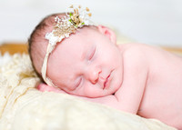 Newborn photographs taken by Bangor Photographers