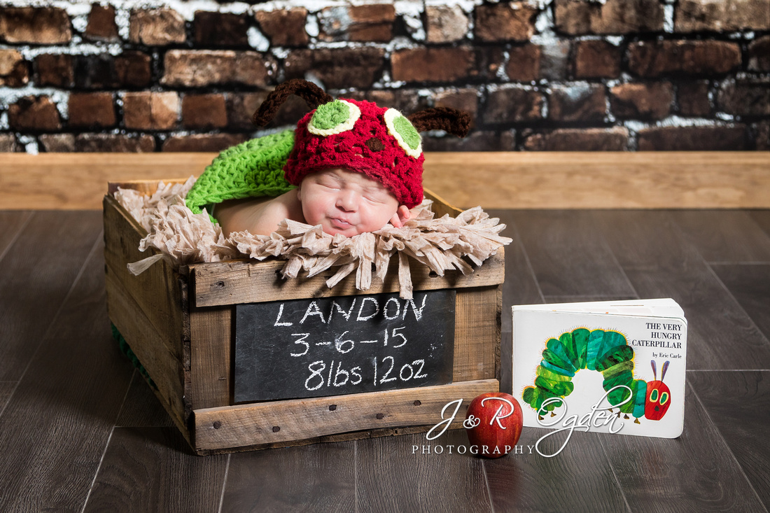 Bangor Maine Newborn Portrait Photographer